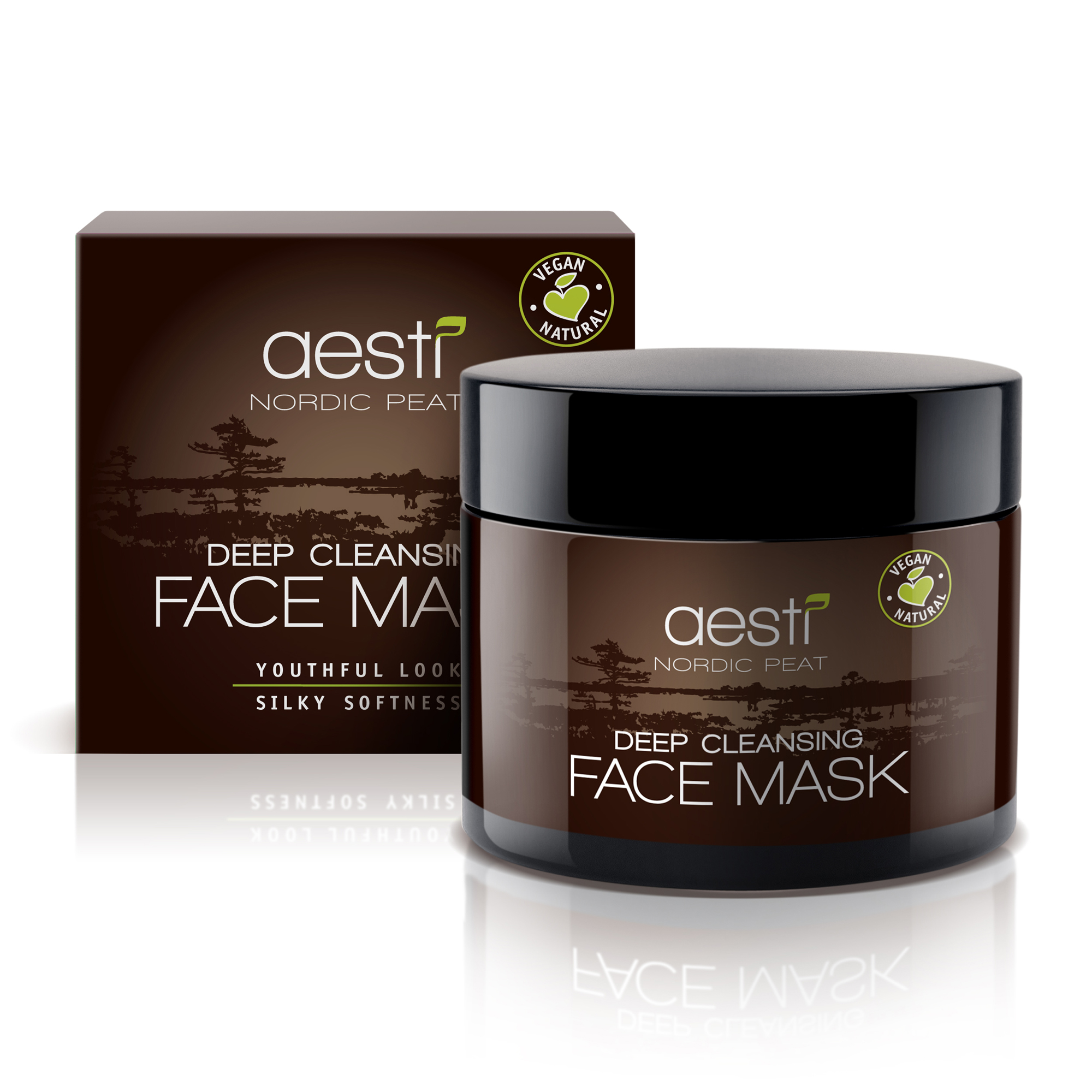 Aesti Deep Cleansing Peat Face Mask